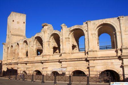 restos romanos de arles